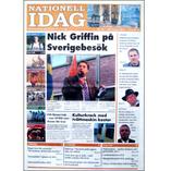 Nationell Idag nr. 38, 2010