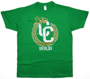 Second Class Citizen - No more lies - Grön - T-shirt
