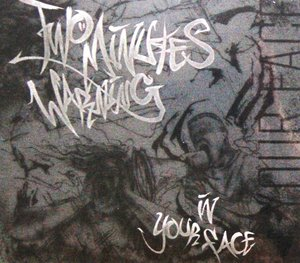 2 Minutes Warning - In your face (digipack-cd)