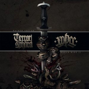 Terrorsphära / Horss - Hatred united world wide II (digipack-cd)