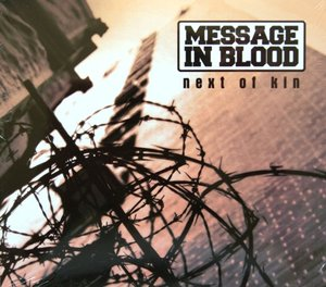 Message In Blood - Next of kin (digipack-cd)