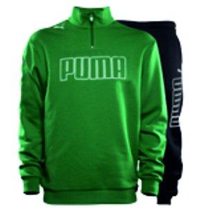 Joggingoverall Puma Sweeper, grön REA