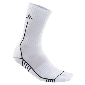Strumpa Craft Mid Sock, vit