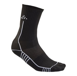 Strumpa Craft Mid Sock, svart