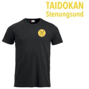 T-shirt Stenungsund Taidokan, bomull