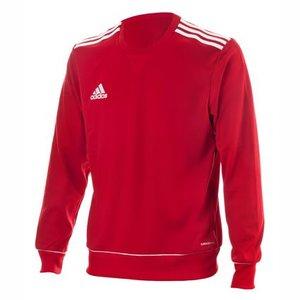 Tränings Sweatshirt Adidas Core 11, röd, REA