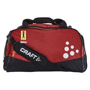 Väska Craft Shotokan Center, medium, röd