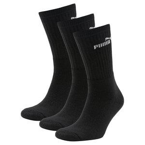 Sportstrumpa Puma 3-pack, svarta