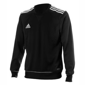 Tränings Sweatshirt Adidas Core 11, svart, REA