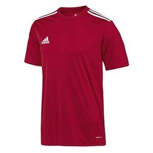 T-shirt Adidas Core  Stripes Training jersey  Röd- REA