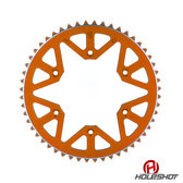 KTM SX 85, 04-> Std BW Orange