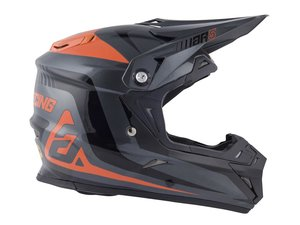 ANSWER Ar5 Pulse Hjälm Charcoal/Orange
