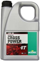 Cross power 4T 4L 10W50