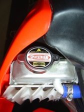 SPLITSTREAM Radiator Cap.