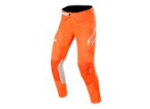 Alpinestars Supertech Byxor Orange Flu/Vit/Blå