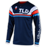 TROY LEE DESIGNS  SE Jersy Sega Dark Navy/Orange