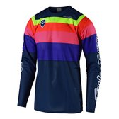 TLD SE AIR JERSEY SPECTRUM NAVY.