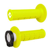 ODI Half Waffle MX Lock-On Grip Set 2 & 4 Stroke
