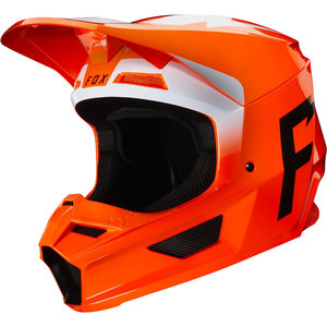 FOX V1 Flu Orange.