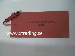 Type 8  230v/1000Watt 45,5x20,5cm