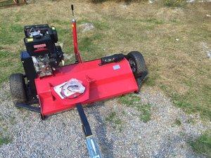 ATV Slagklippare 11HK Diesel