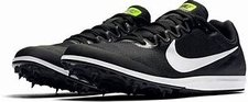 Nike Zoom Rival D10 Svart