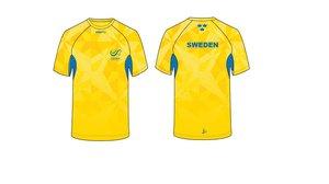 Craft Sverige T-shirt Herr