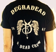 DEGRADEAD - T-SHIRT, D-CREW