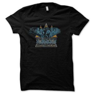 Crucified Barbara - T-shirt, Bird
