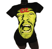 OZ - LADY T-SHIRT, SCREAM