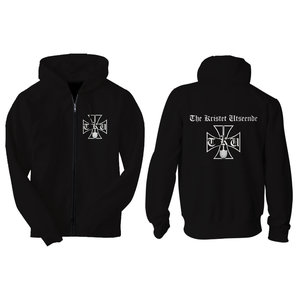 TKU - ZIP-HOOD, CROSSBRUSH