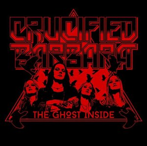 Crucified Barbara - T-shirt, The Ghost Inside