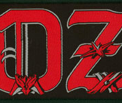 OZ - PATCH, LOGO