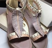Feather sandal från Cream storlek 39