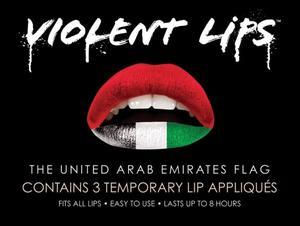 The United arab emirates flag