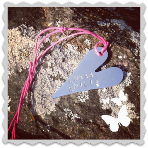 Halsband Hjärta By Keit