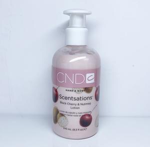 CND Scentsations Black Cherry & Nutmeg 245 ml Lotion