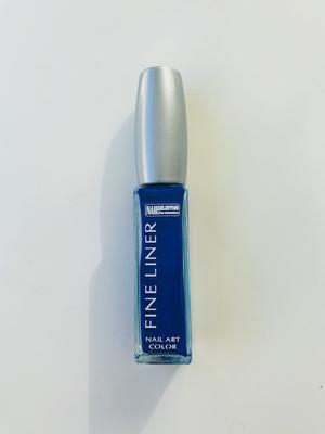 s733-g Fine Liner Iridescent blue 6,5 ml