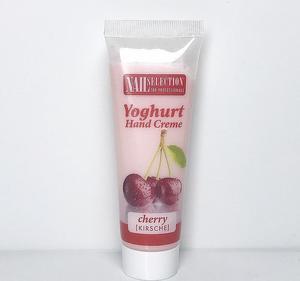 Yoghurt handkräm att ha i väskan Körsbär 50 ml