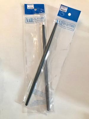 p010 Penna med gummidott för att plocka upp nail art med