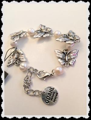 a815 Fjärils armband