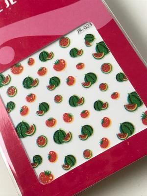 Melon stickers