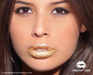 The Gold glitteratti