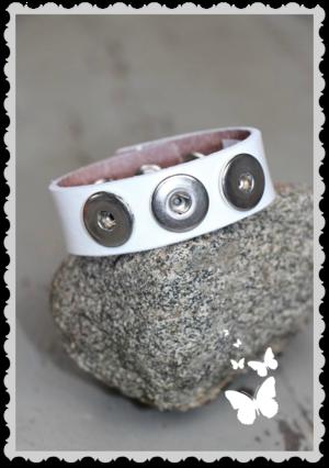 Ak2 Vitt armband