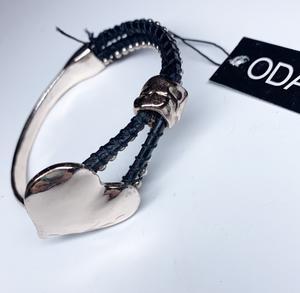 a168-1 Hjärte armband