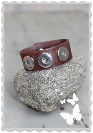 Ak3 Brunt armband