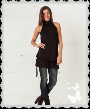 Samantha dress Black M Love forever
