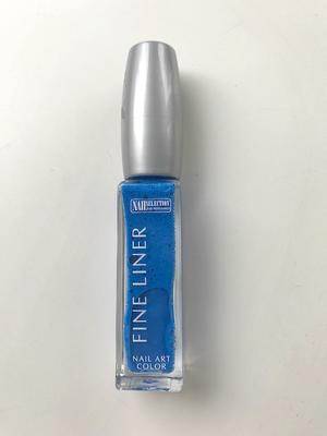s708-g Fine Liner lack Blue 6,5 ml