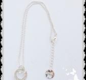 Halsband i silver