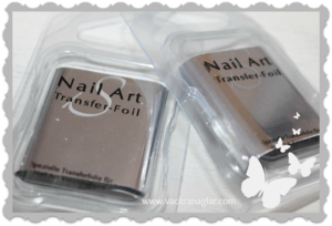 sf04 Holo metallic silver